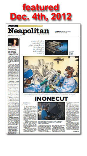 Naples Daily News Laparoscopic Surgeon